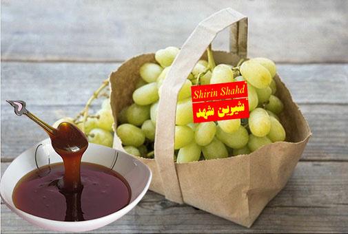 بازار بزرگ فروش شیره انگور محلی
