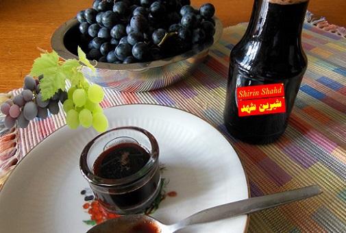 خرید شیره انگور خانگی و سنتی ارگانیک