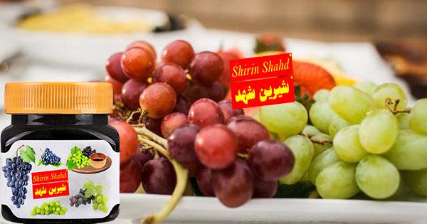شیره انگور تازه با قیمت فروش ارزان