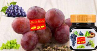 شیره انگور اصل ملایر در بازار