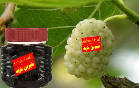 خرید شیره توت با قیمت فروش ارزان