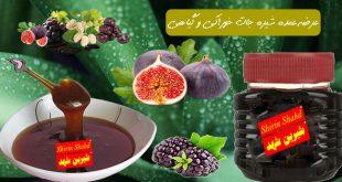 خرید و فروش عمده شیره جات گیاهی و طبیعی